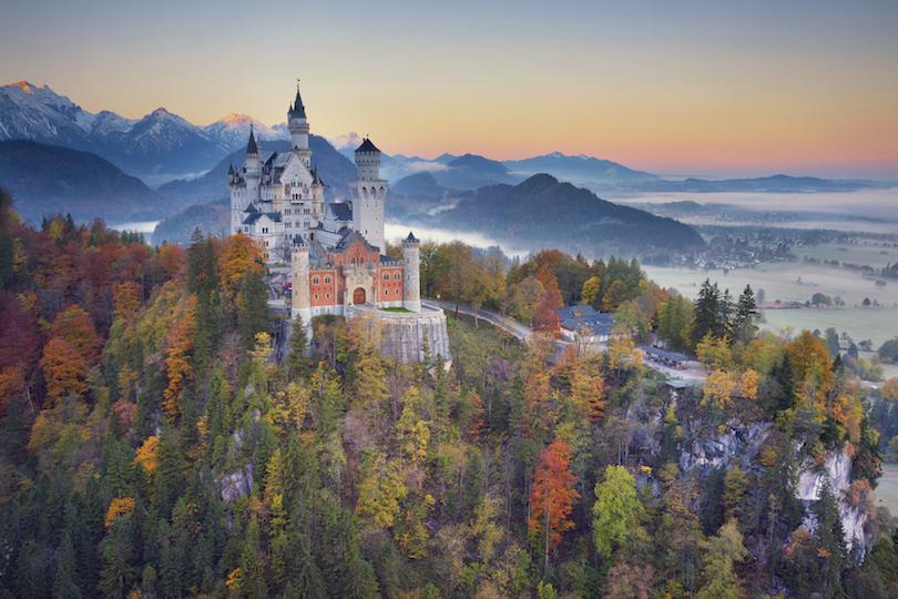 neuschwanstein_castle ▷ 25 atracciones turísticas principales en Europa