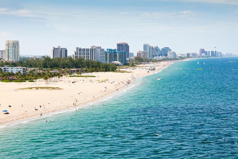 Playa de Fort Lauderdale