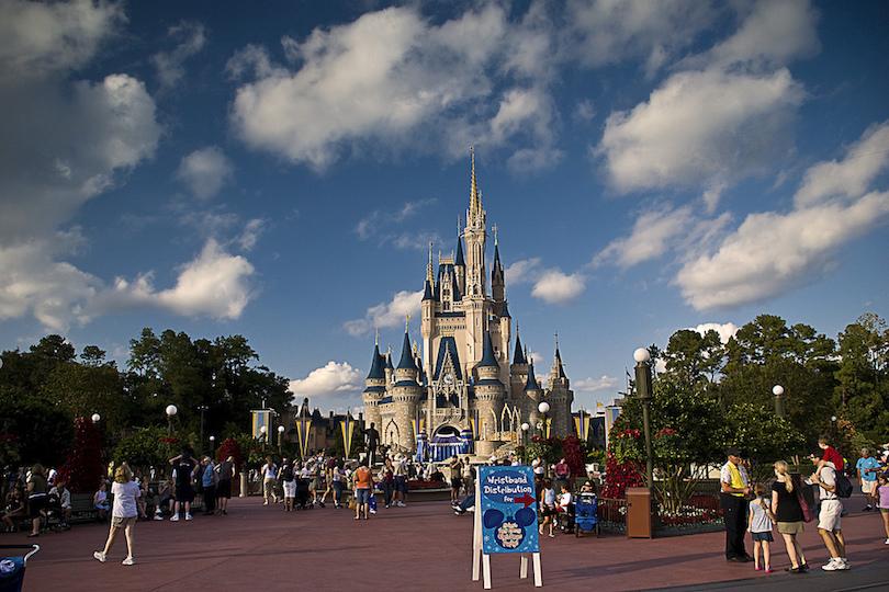 El mundo de Walt Disney