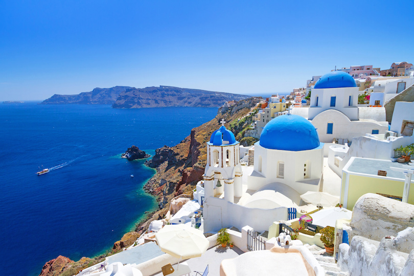 # 1 de atracciones turísticas en Grecia