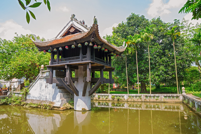 10 Top Tourist Attractions in Hanoi (with Map & Photos) - Touropia