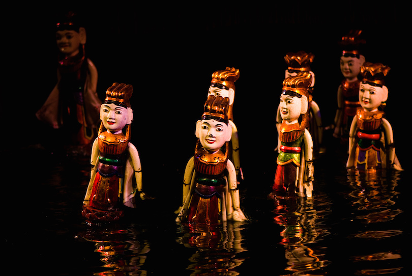 Thang Long Water Puppet Theater