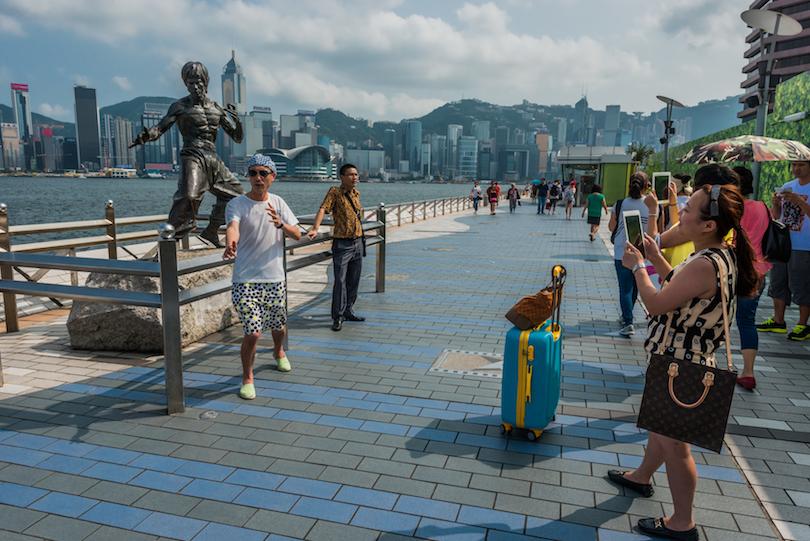 Tsim Sha Tsui East Promenade