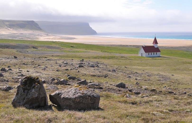 Playa de Breidavik