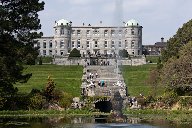 الاماكن السياحية فى ايرلندا