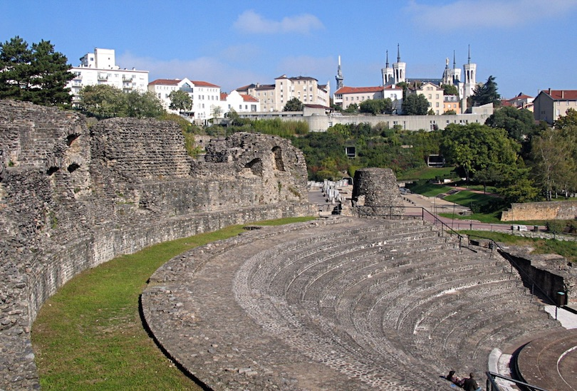 Theatre of Fourviere