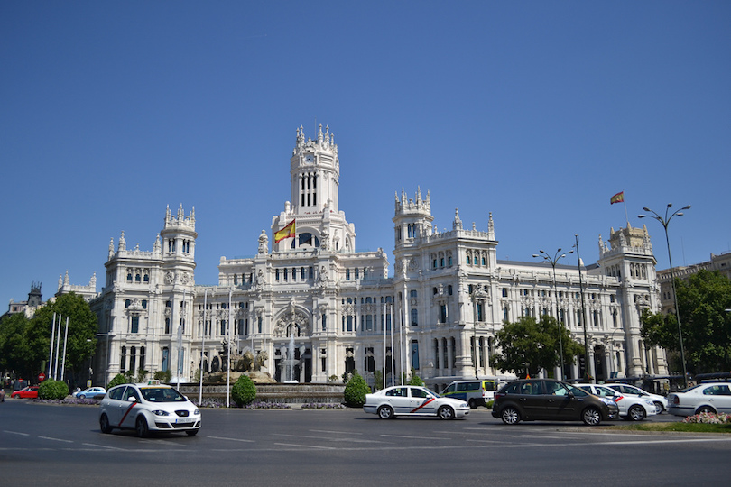 10 Top Tourist Attractions In Madrid With Map Photos Touropia