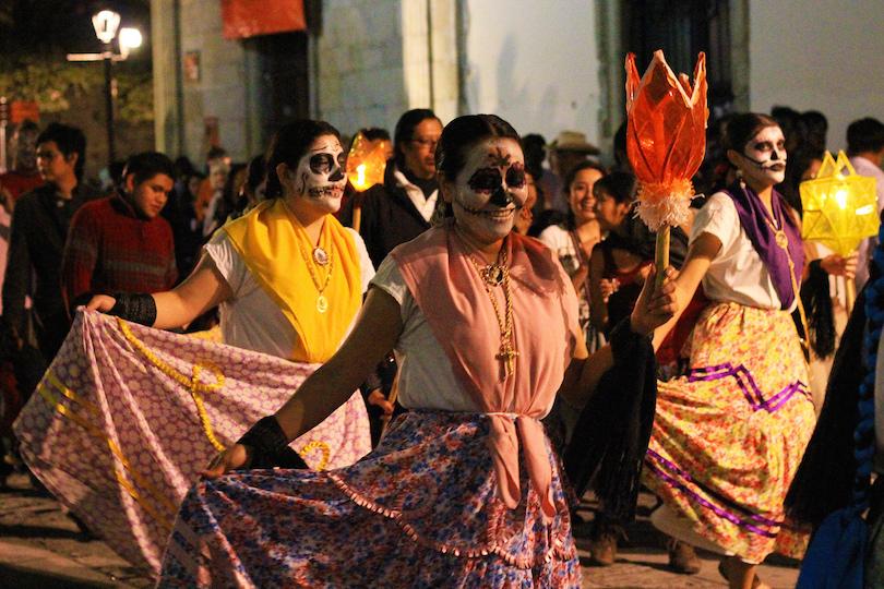 Dias des los Muertos, Oaxaca