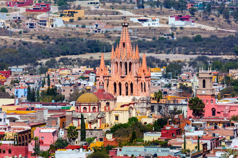 25 Top Tourist Attractions In Mexico With Photos Map Touropia