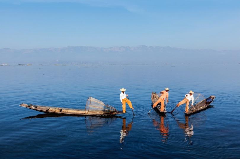 inle_lake ▷ 10 mejores lugares para visitar en Myanmar