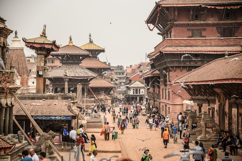 Ancient Town of Patan