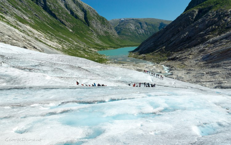 Glaciar Jostedalsbreen