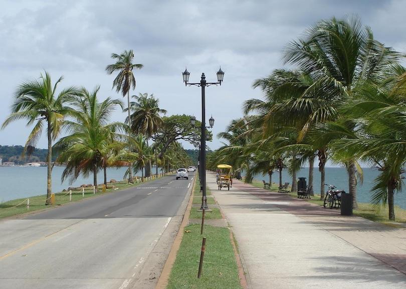 Amador Causeway
