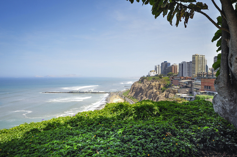 Miraflores District