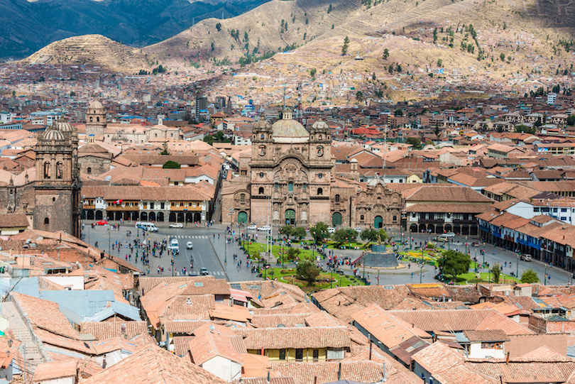 #1 of Tourist Attractions In Cusco