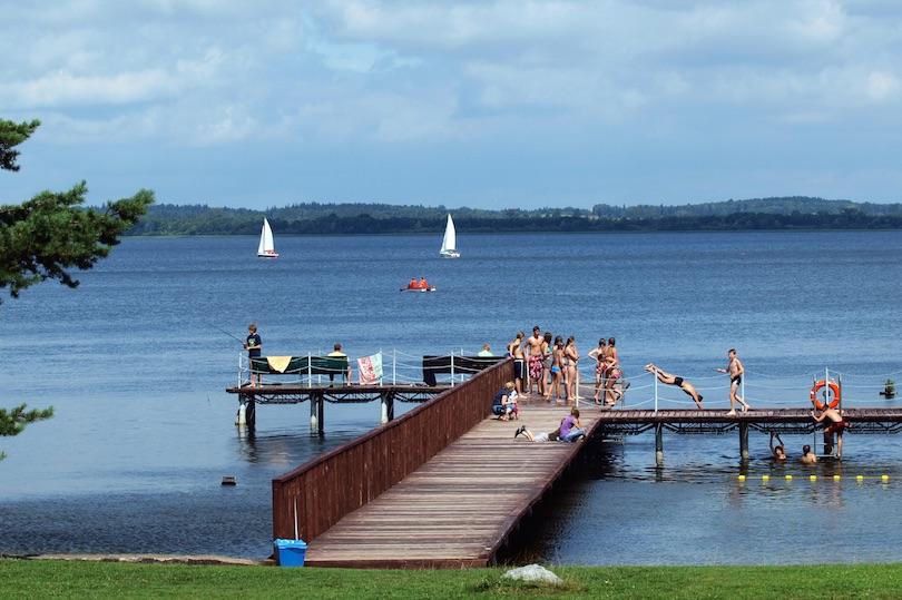 Región de los lagos de Masuria