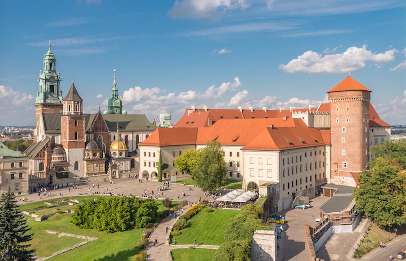 Castillo de Wawel