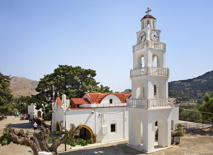 Tsambika Monastery