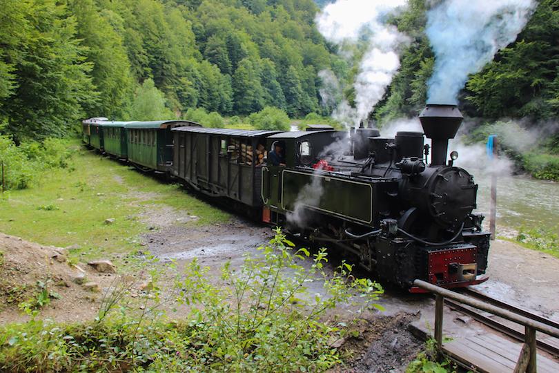 Ferrocarril forestal Vaser Valley