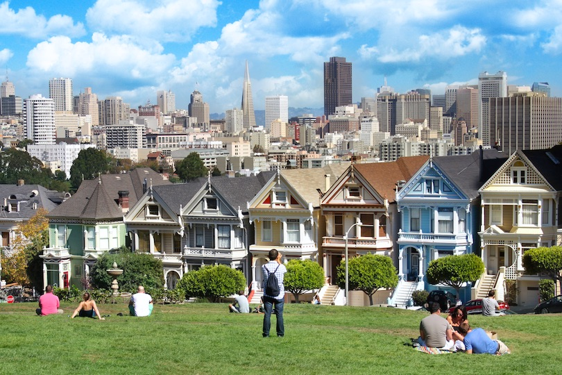 San Francisco Map Tourist.10 Top Tourist Attractions In San Francisco With Photos Map