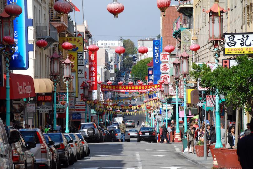 San Francisco S Chinatown