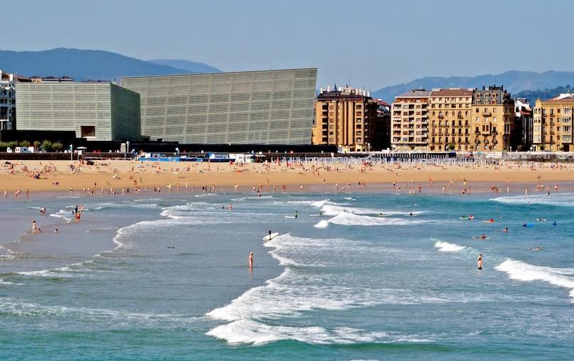 Surf San Sebastian, Donostia, Spain