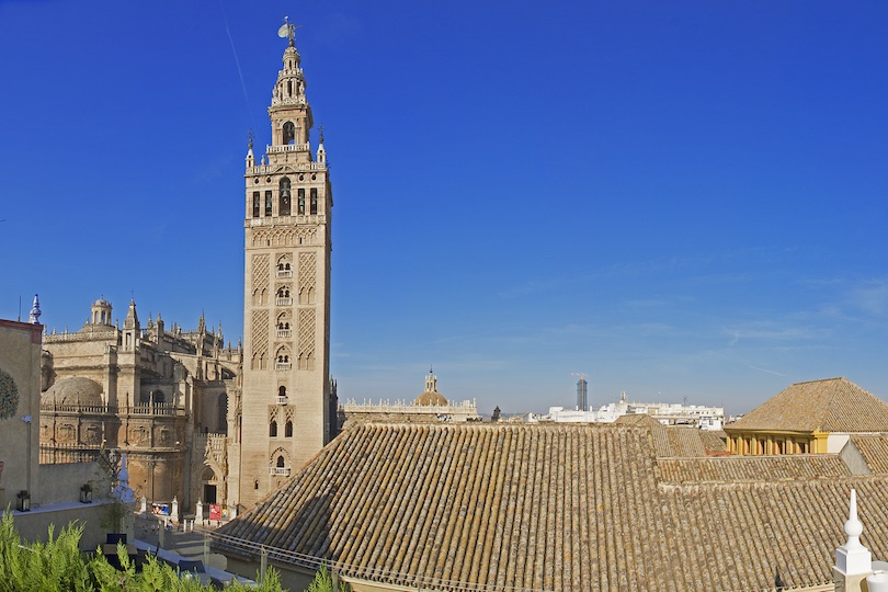 #1 of Tourist Attractions In Seville