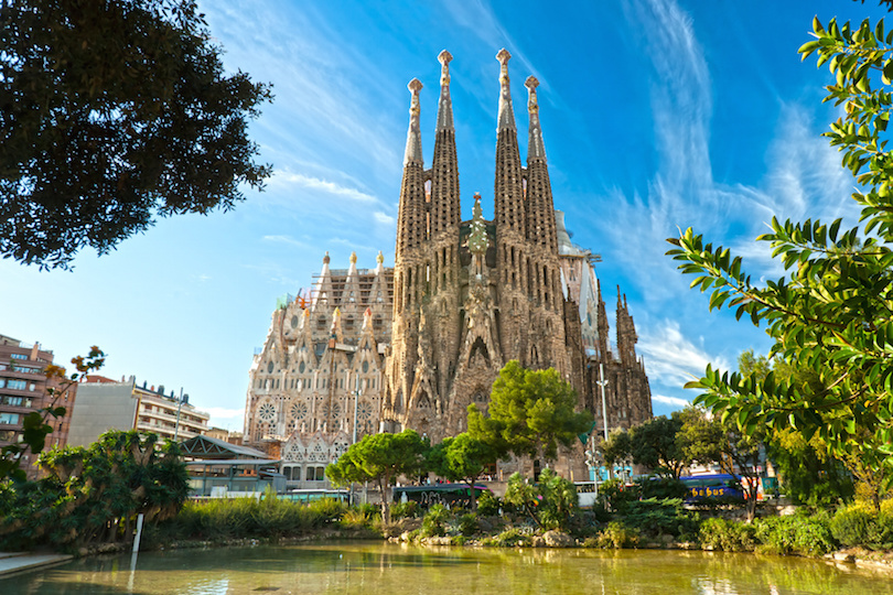 25 Top Tourist Attractions In Barcelona With Photos Map Touropia