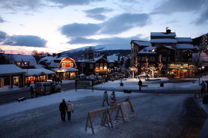Are Ski Resort