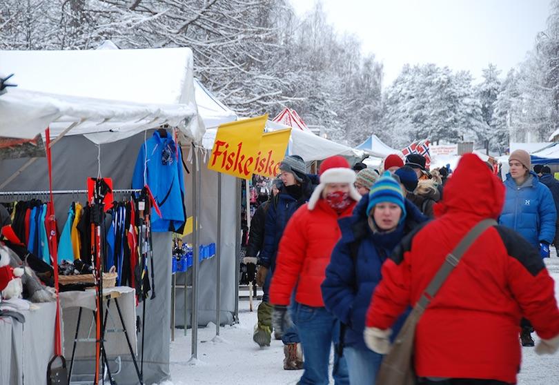 Jokkmokk Winter Market