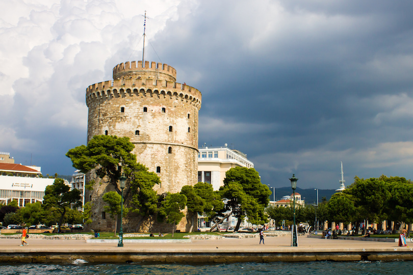 #1 of Tourist Attractions In Thessaloniki