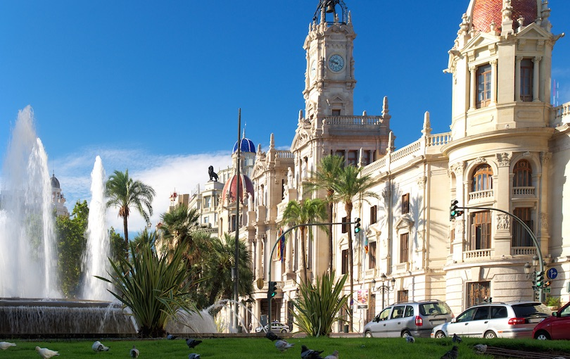 10 Top Tourist Attractions In Valencia With Photos Map Touropia