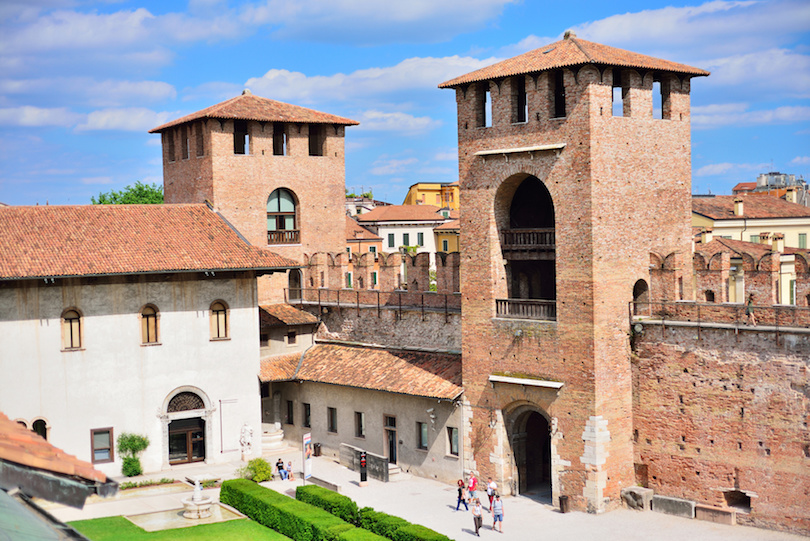 12 Top Tourist Attractions In Verona With Photos Map