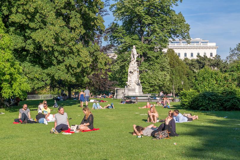 burggarten - Must See Wien
