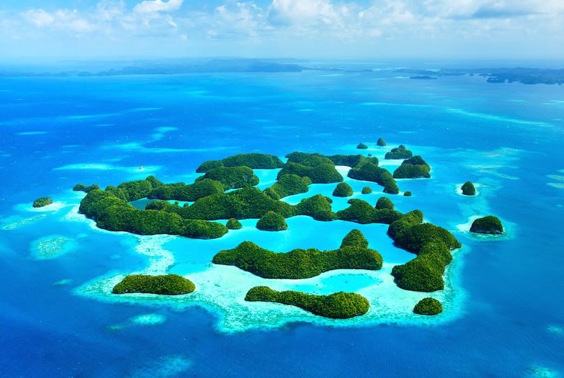 # 1 de islas deshabitadas alrededor del mundo