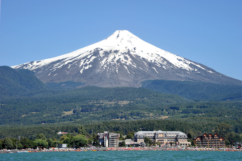 #1 of Volcanoes In Chile