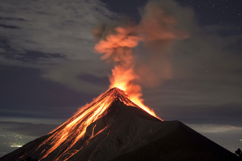 #1 of Volcanoes In Guatemala