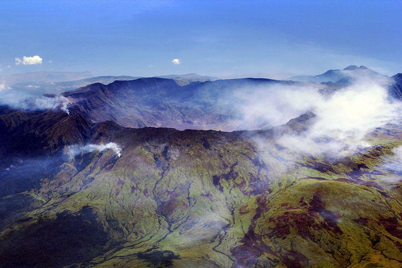 کوه تامبورا