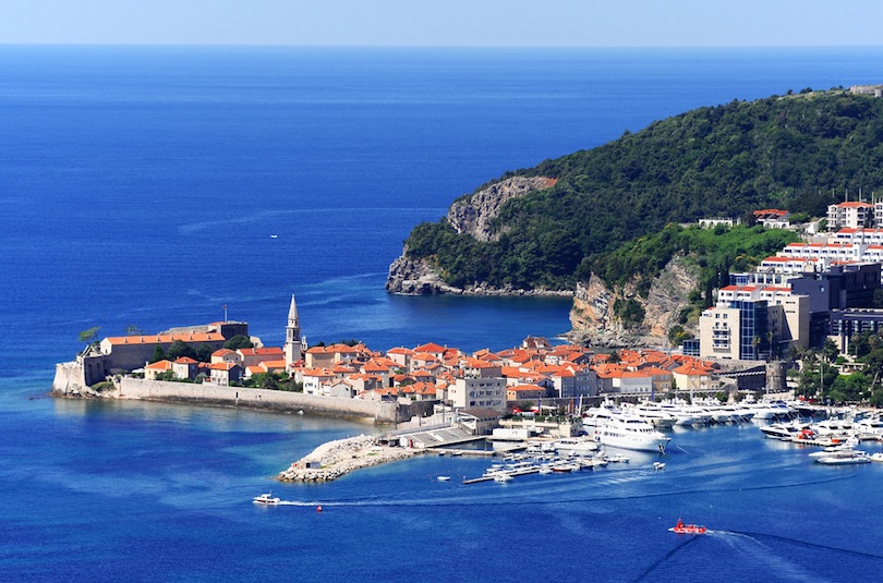 10 Best Places To Visit In Montenegro With Map Photos Touropia