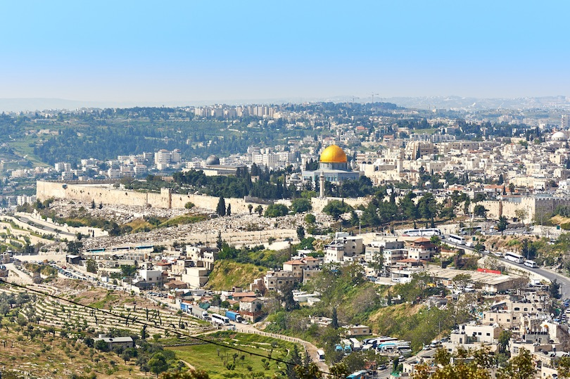 #1 of Best Places To Visit In Israel