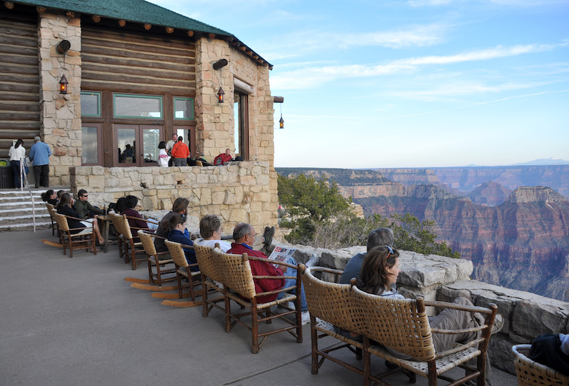 Where To Stay At The Grand Canyon Best Places Hotels With Map Photos Touropia