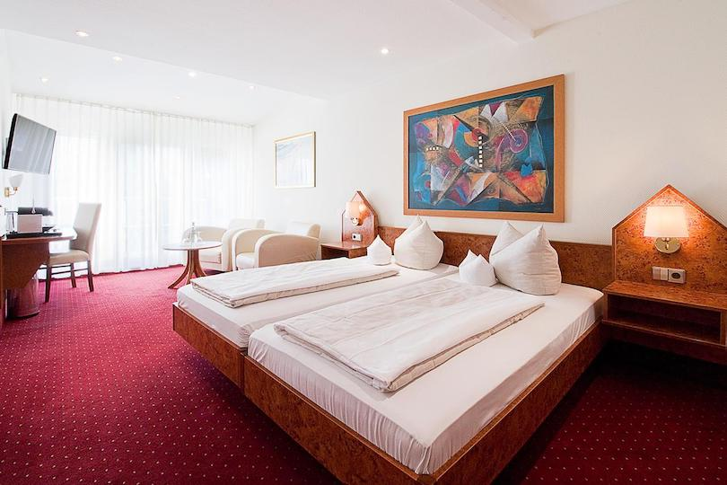 hotel_goldene_rose_heidelberg ▷ 8 mejores lugares para alojarse en Heidelberg