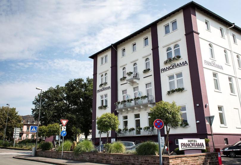 hotel_panorama_heidelberg ▷ 8 mejores lugares para alojarse en Heidelberg
