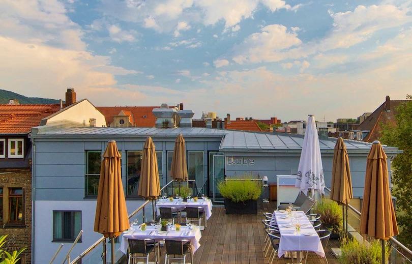 qube_heidelberg ▷ 8 mejores lugares para alojarse en Heidelberg