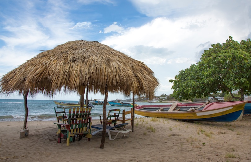 Playa del tesoro