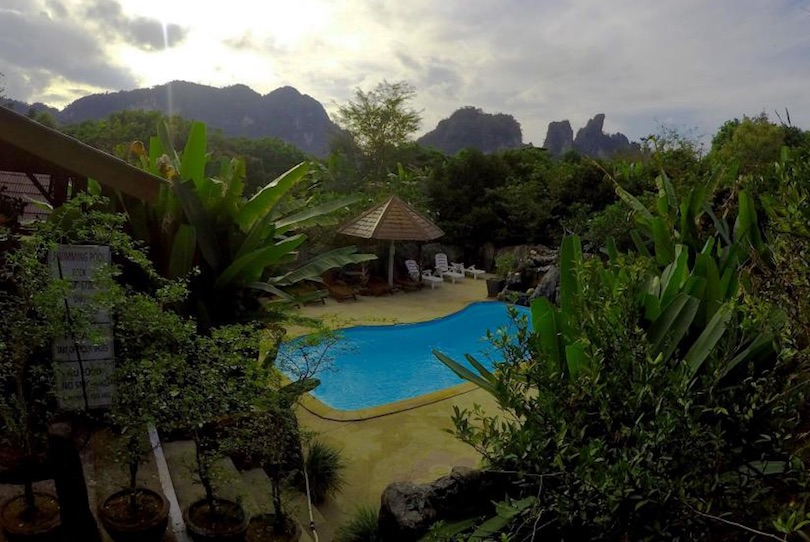 Khao Sok Morning Mist Resort