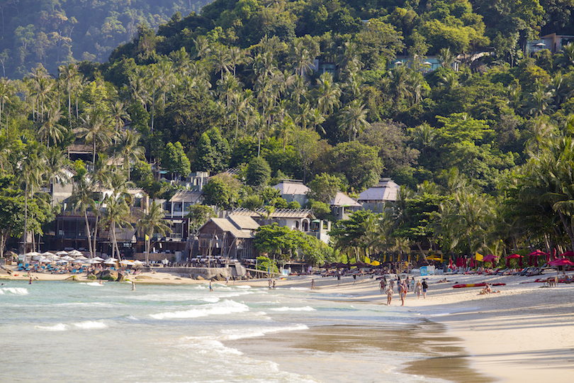 thong_nai_pan ▷ Dónde alojarse en Koh Phangan