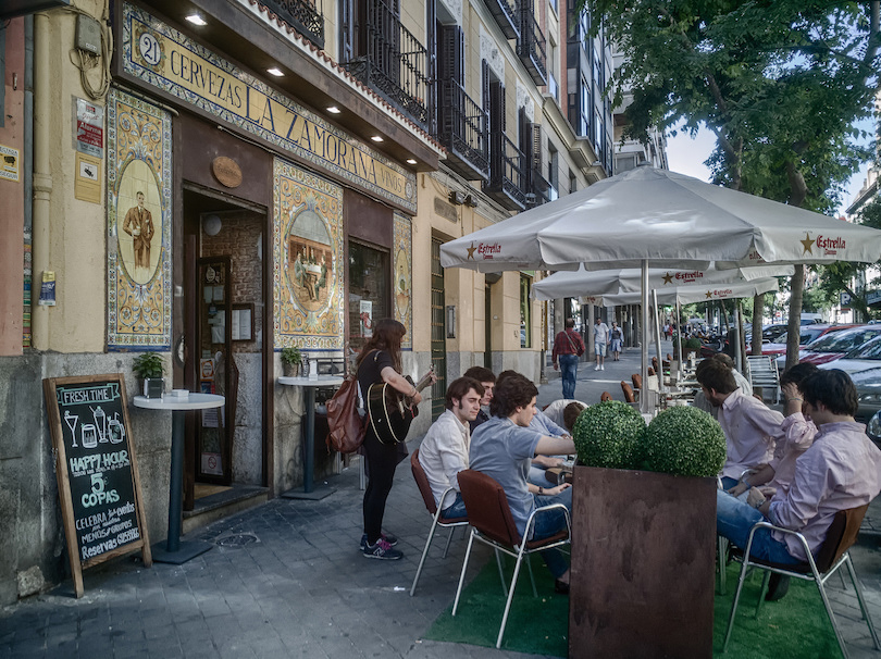 #1 of Where To Stay In Madrid Best Neighborhoods