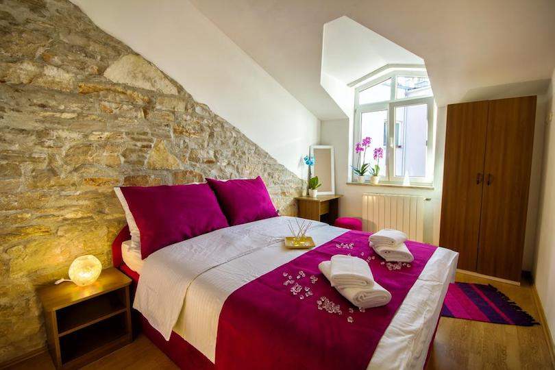 city_point_rooms ▷ 8 mejores lugares para alojarse en Pula