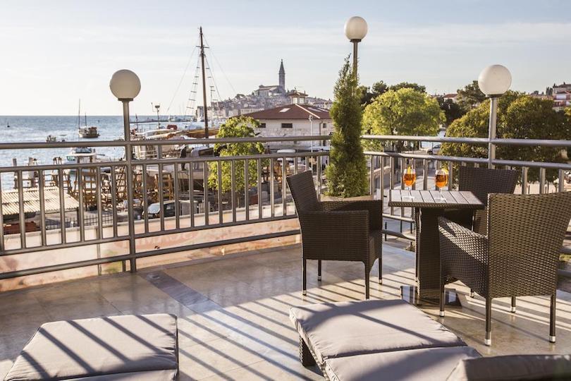 bb_villa_squero ▷ 8 mejores lugares para alojarse en Rovinj